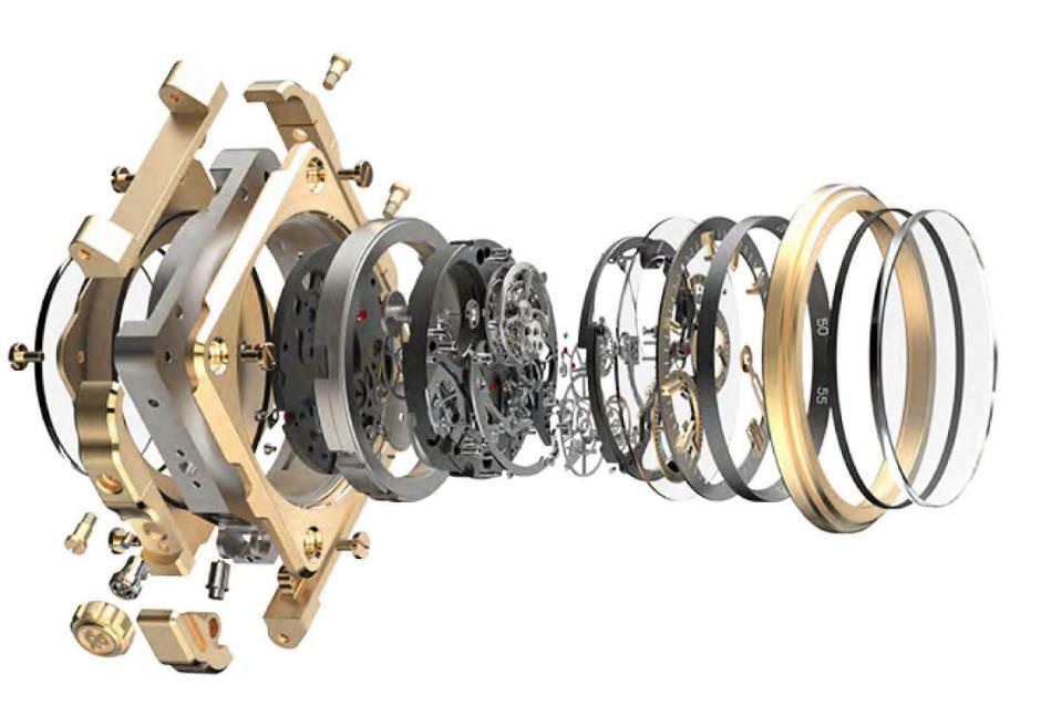 News : Bell & Ross BR-X1 Tourbillon Chronographe Mono-Poussoir Brx1t2