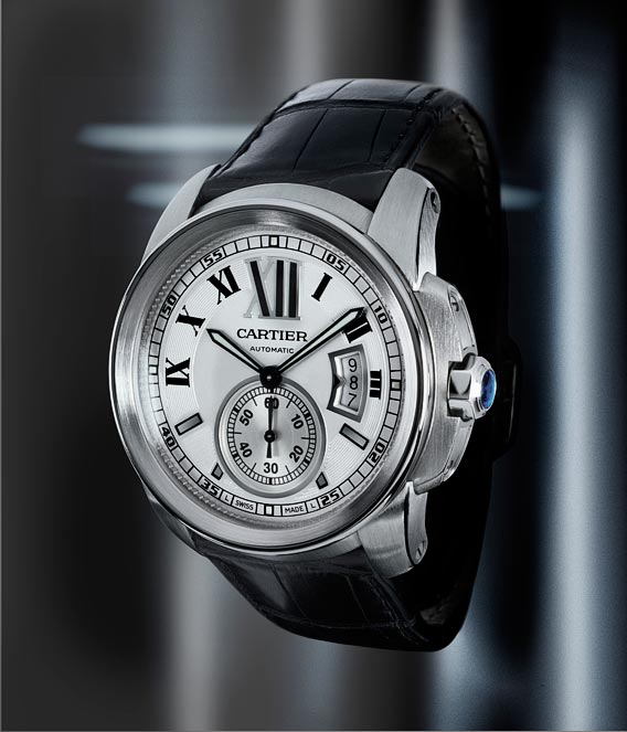 News : Cartier Calibre Collection Cartiercaliber