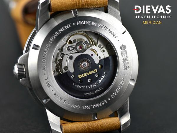 The Meridian Pilot from Dievas Dmeri3