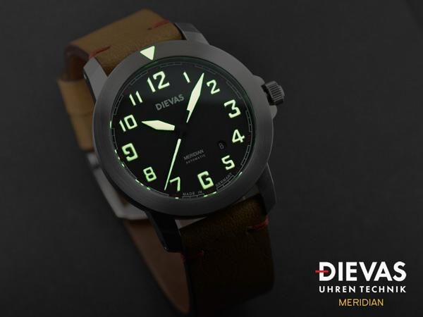 The Meridian Pilot from Dievas Dmeri5