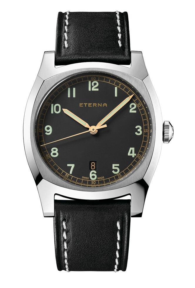 Eterna - News : Eterna Heritage Military 1939 Eterna7977b