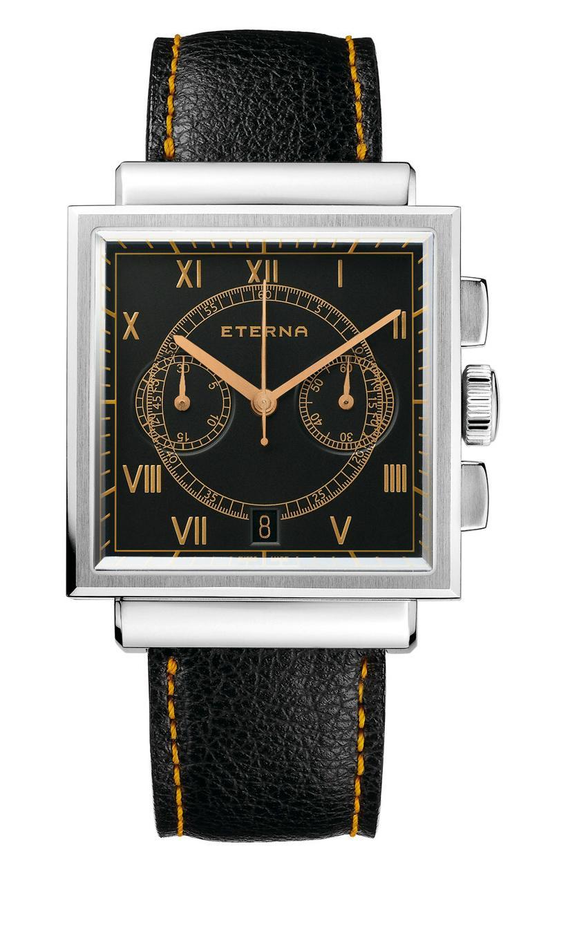 News : Eterna Heritage Chronographe 1938 Eternasquare1