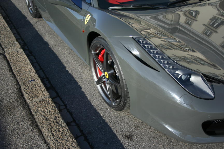 panerai - News : Panerai pour Ferrari –  Chronographe California Flyback Ferrari2
