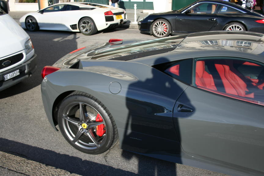 panerai - News : Panerai pour Ferrari –  Chronographe California Flyback Ferrari3