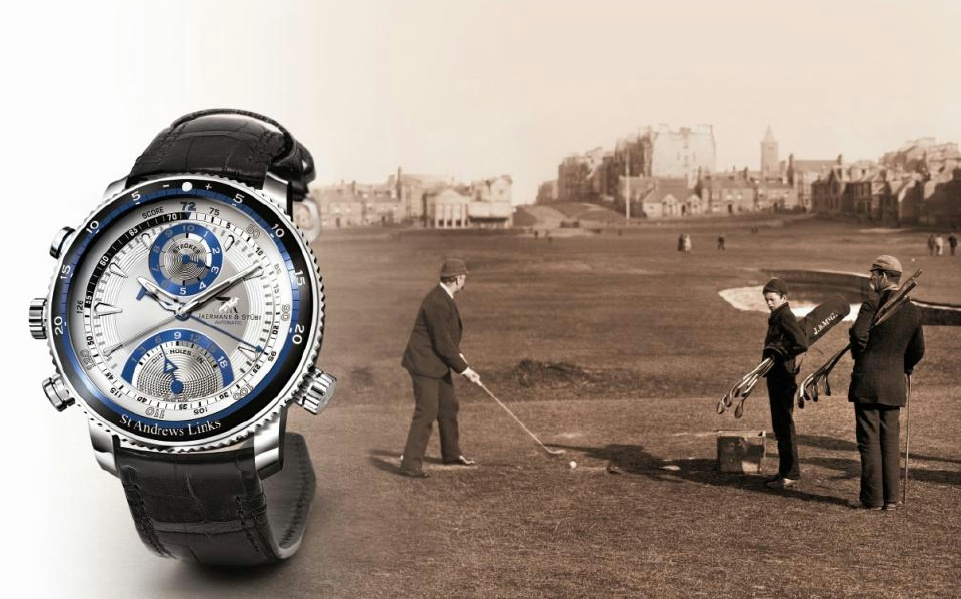 News : Jaermann & Stubi – Golf Counter Watch Golfw