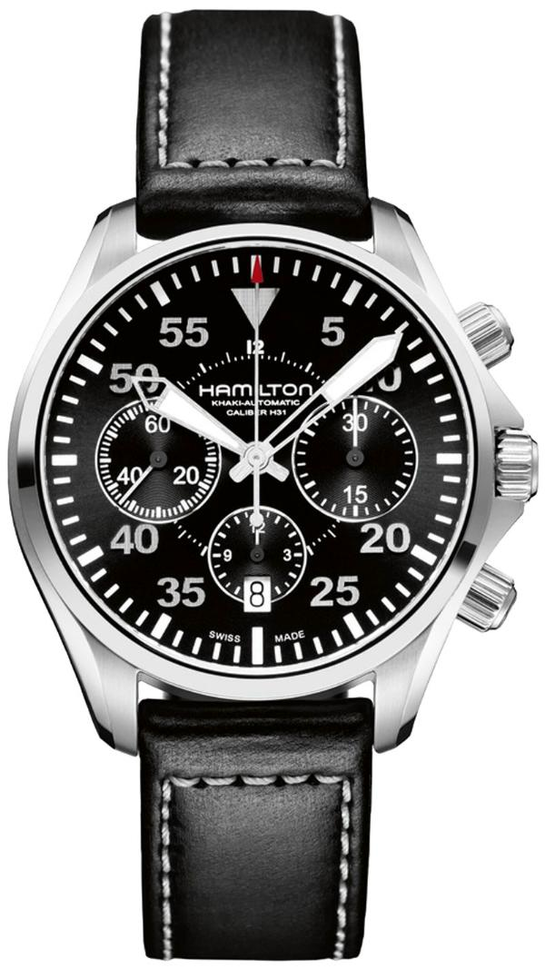 News : Hamilton Khaki Aviation Pilot Chrono H311