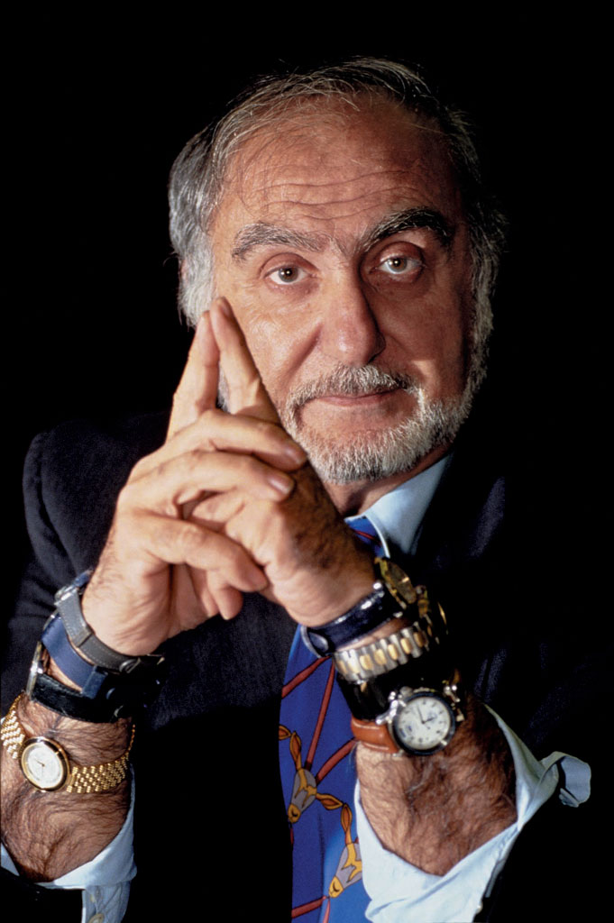 Porter deux montres ?? qui ose ? [sondage inside] Hayek