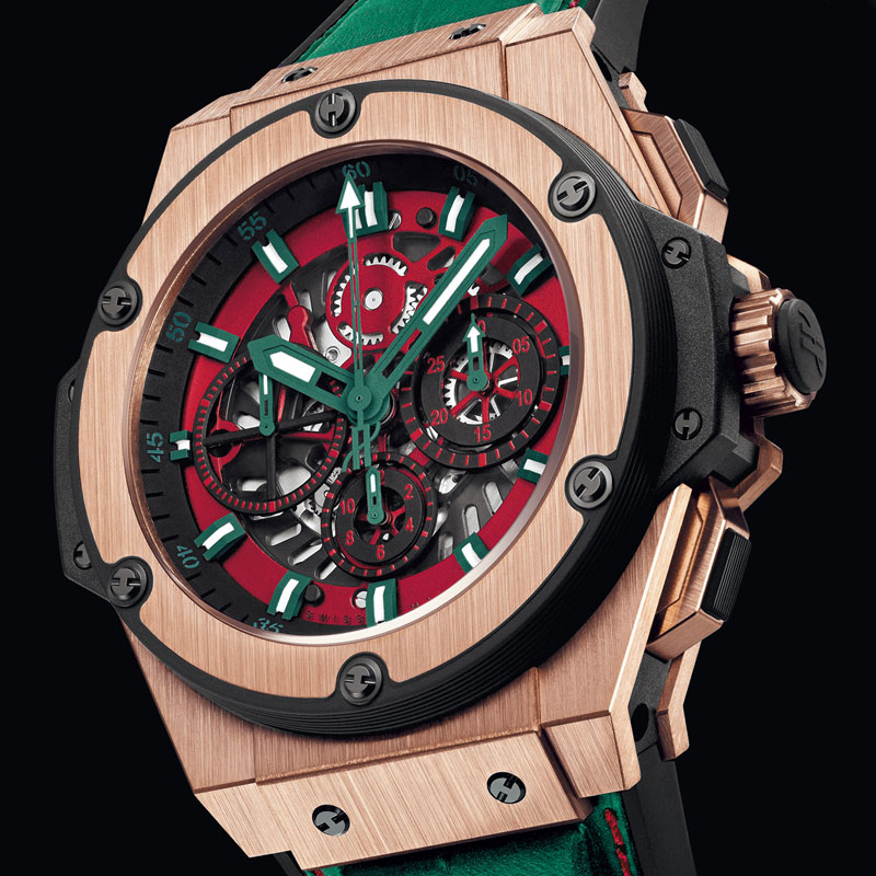 News : Hublot King Power Mexico Hubmexico