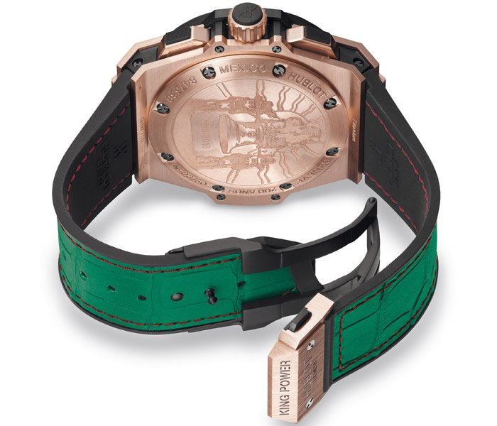 News : Hublot King Power Mexico Hubmexico3