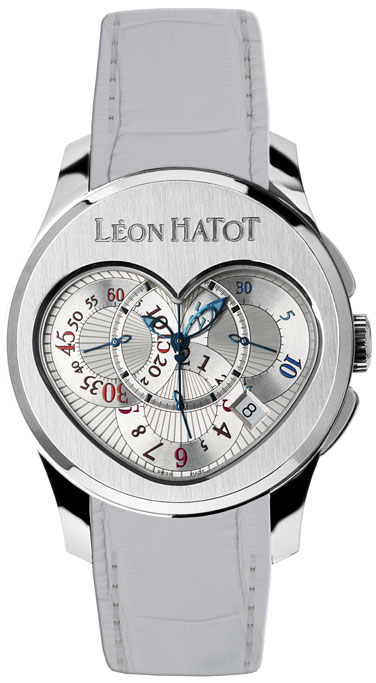 Leon Hatot Chrono LH Heartbreaker Leonchrono