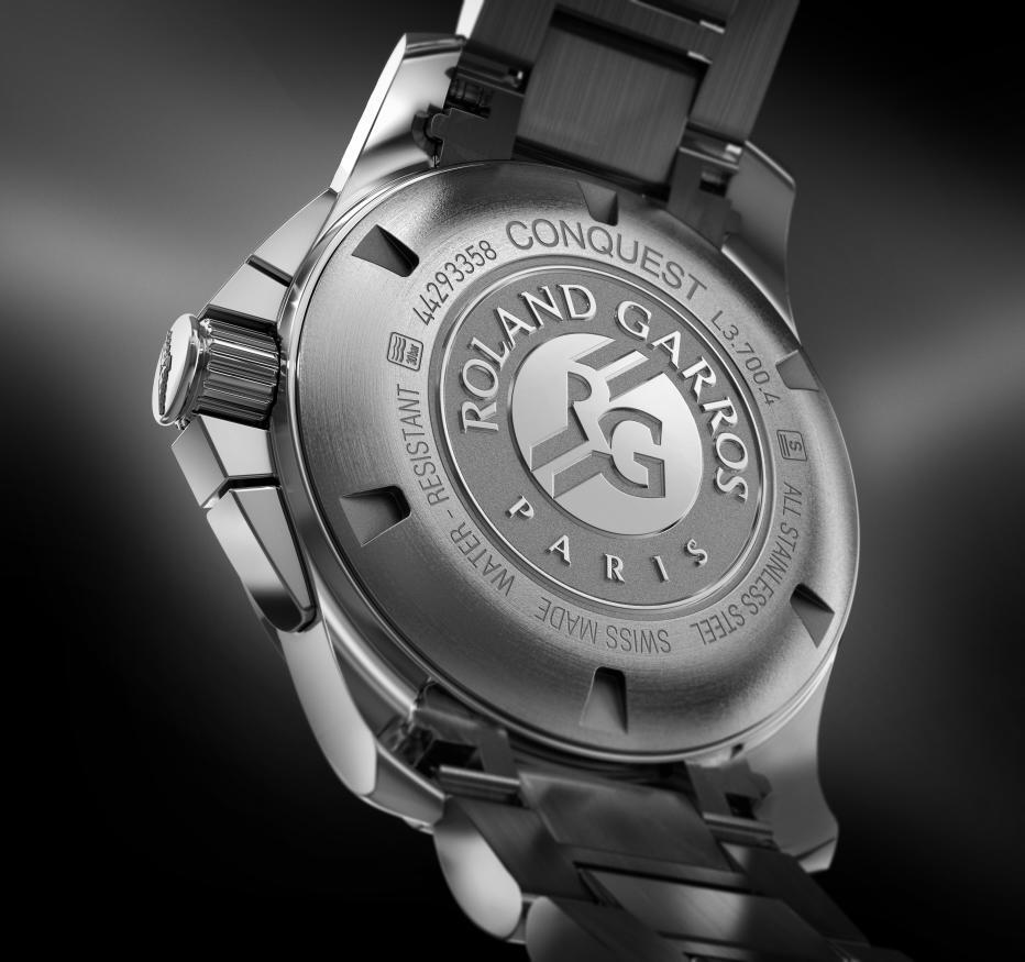Longines new Conquest Roland Garros  Lrg2
