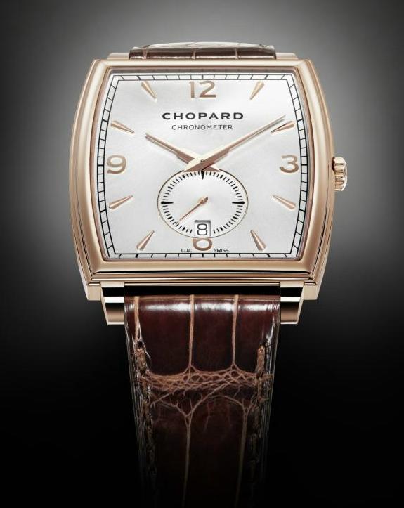 News : Chopard L.U.C. XP Tonneau Chronomètre Lucchop7