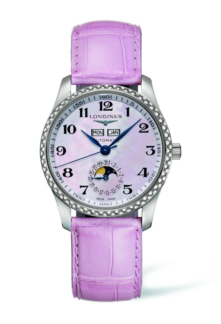 Longines Master Moonphase Lady Collection Mastercol3