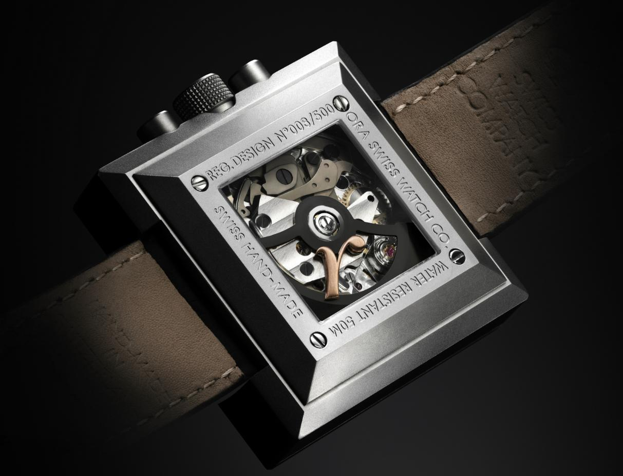 News : Ora Swiss Watch Company #1 Ora2