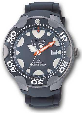 """Citizen Promaster Eco Drive """"Orca"""" Orca"""