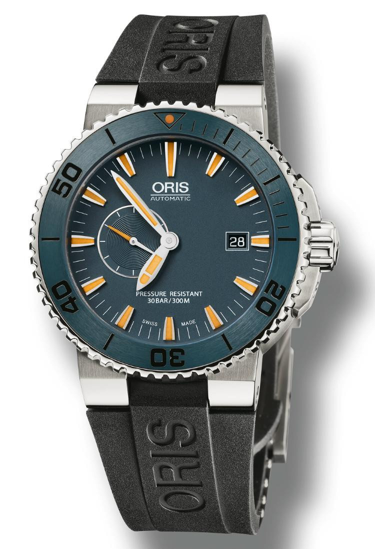 News: Limited edition Oris Maldives Diver Orismaldive1