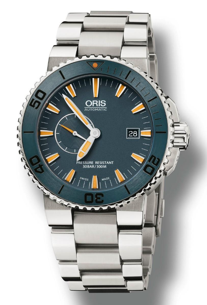 News: Limited edition Oris Maldives Diver Orismaldive2