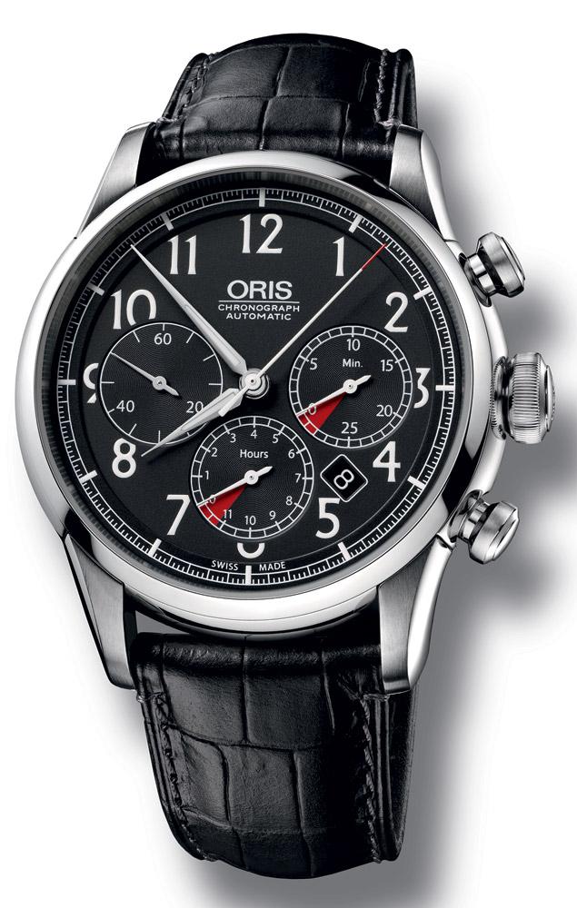 News : Oris Chronographe Rally RAID Orisraid