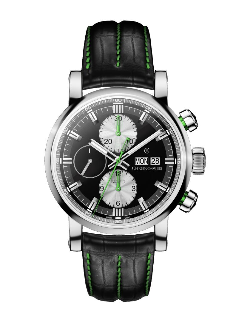 News : Chronoswiss Chronographe Pacific Pacifichronoswiss