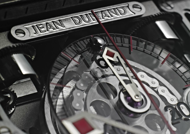 News : Jean Dunand Palace par Christophe Claret Palace2