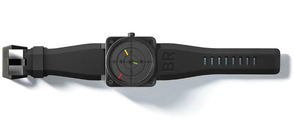 News : Bell and Ross Instrument BR 01-92 Radar Radar