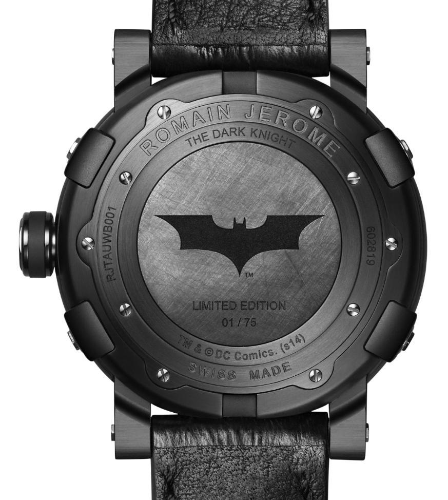 News : Romain Jerome Batman-DNA Rjbatman4