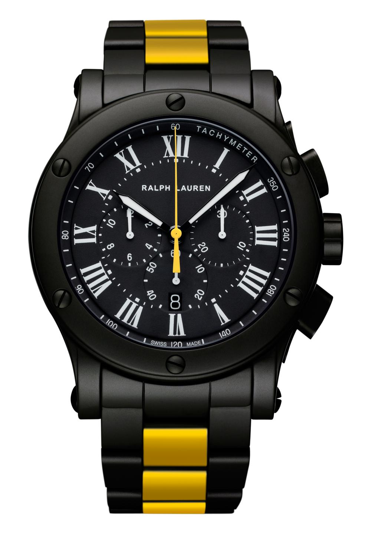 News : Ralph Lauren Sporting Chronographe Céramique Rlsporting1