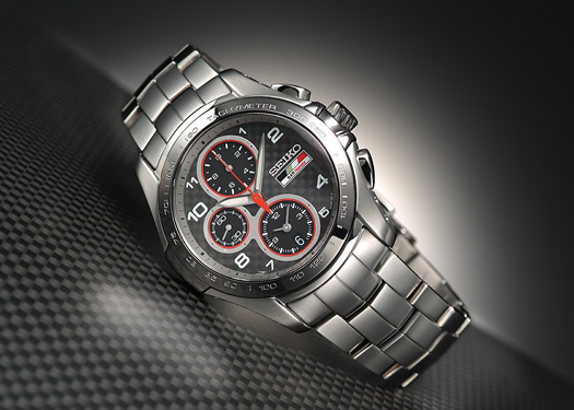 Seiko B.A.R. Honda Ignition Chronograph Seikobar