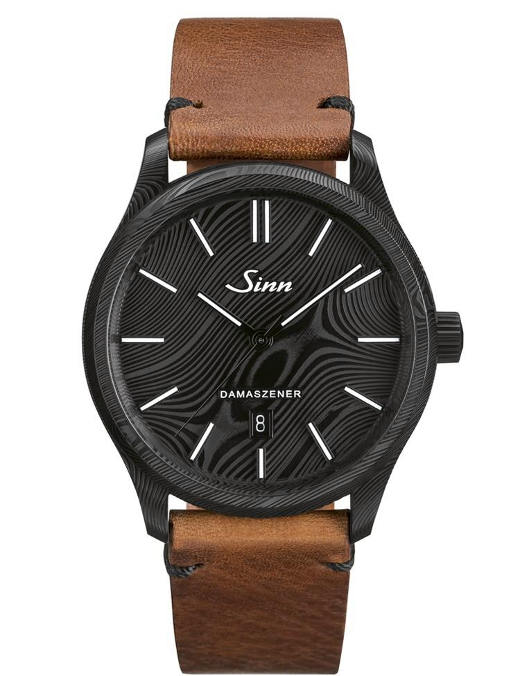 Sinn's new 1800 S Damaszener  Sindama1