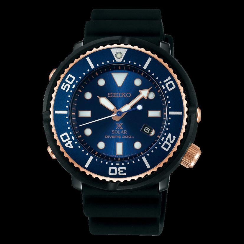 Seikos new Prospex Solar Diver Scuba L.E.'s Solartuna4