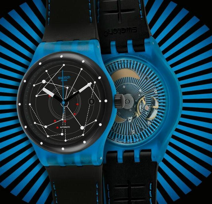 News : Swatch Automatique Sistem 51 Swatchauto
