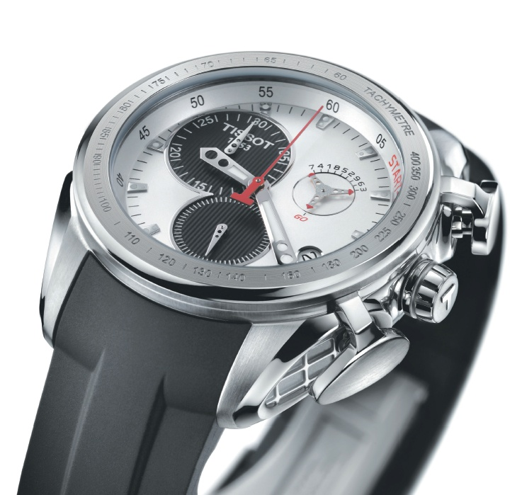 News : Tissot Racing Chronograph Tisoracin