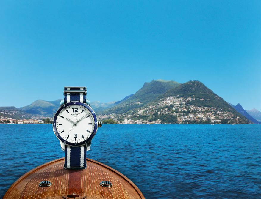 Tissot's Quickster Lugano Tlugnat1