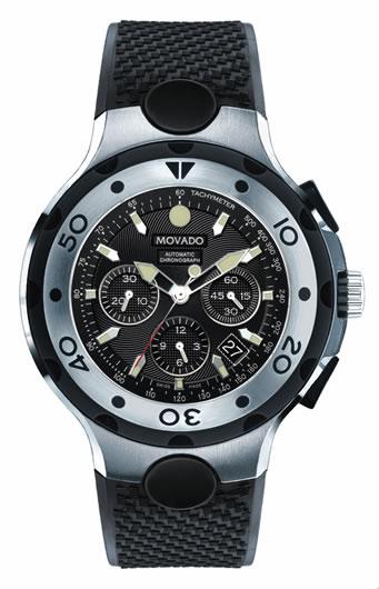 Movado 800 Series Automatic Chronograph Tom Brady Edition Tombrady2