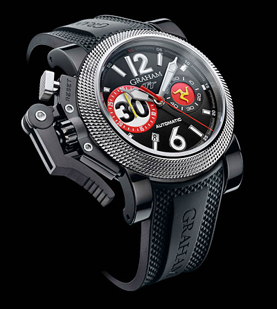 News : Graham Chronofighter Oversize Tourist Trophy Tourist2
