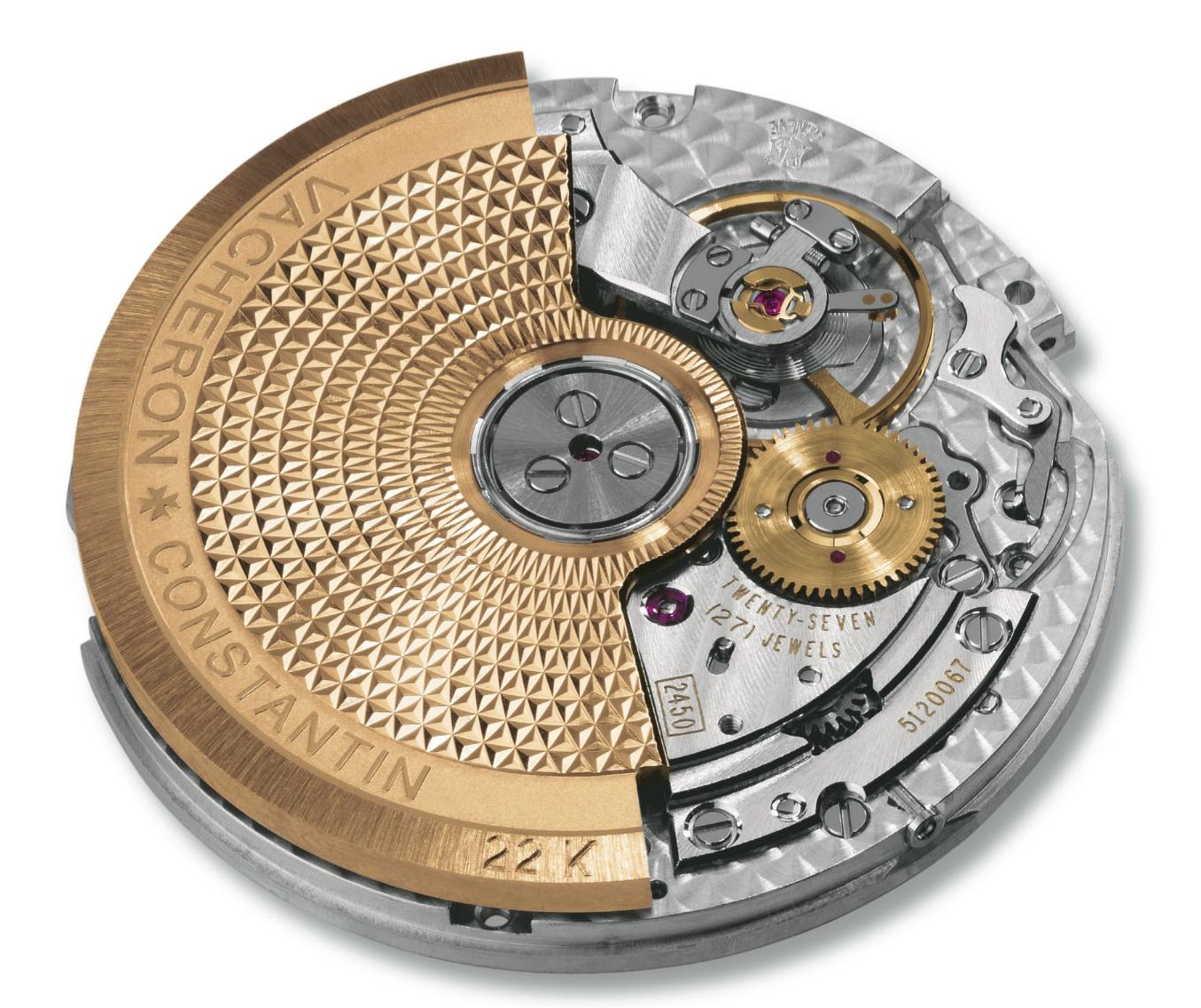 vacheron - Vacheron Constantin: Calibre automatique 2450 Vc2450