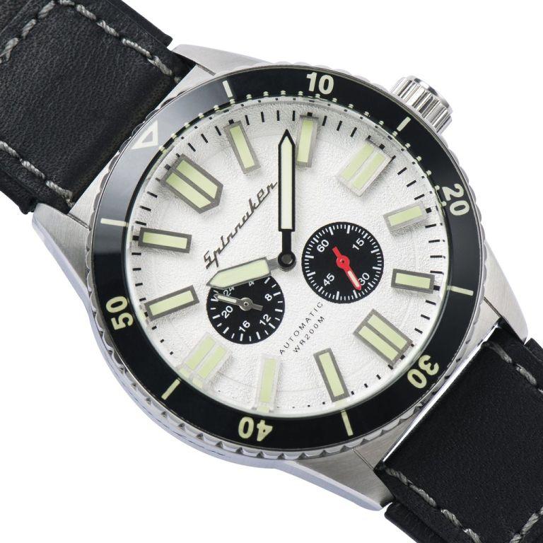 Spinnaker's new Haas Vintage Diver Vhaas3