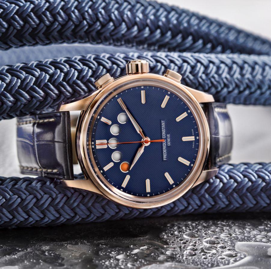 Frederique - News : Frederique Constant Yacht Timer Regatta Countdown Yatimer3