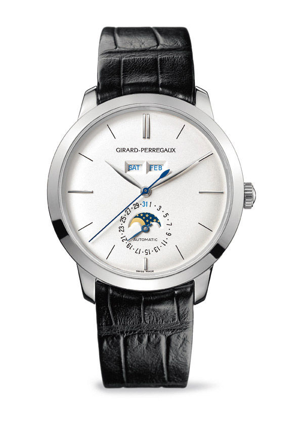 News : Girard-Perregaux 1966 Calendrier Complet Gpfc1