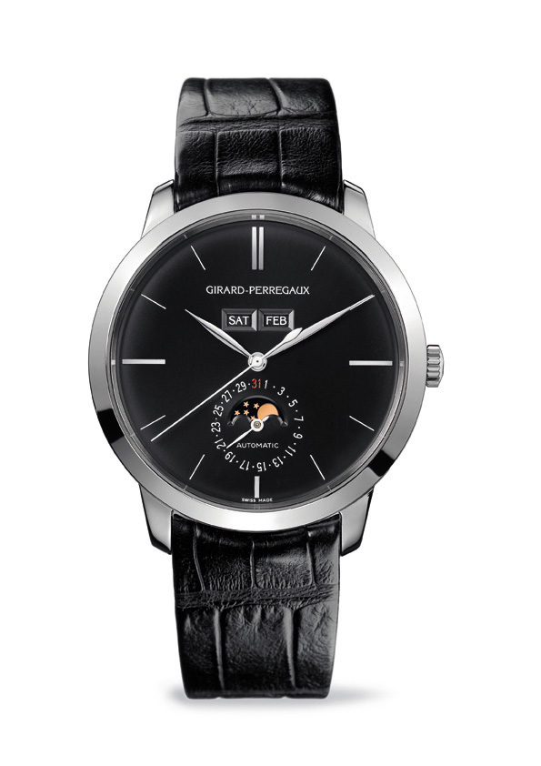 News : Girard-Perregaux 1966 Calendrier Complet Gpfc2