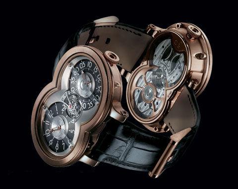 Steampunk et Onirisme dans le design horloger. Watch5