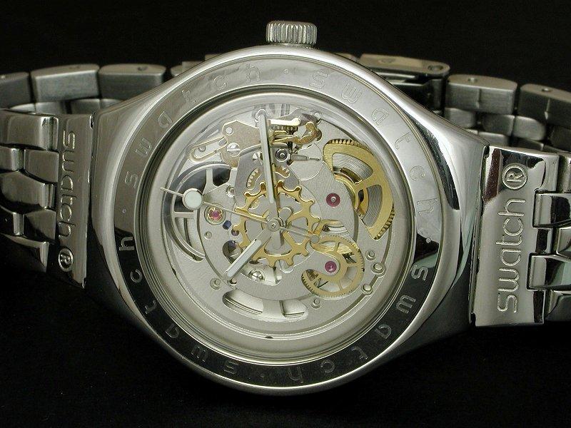 Les montres Swatch Ironybs1