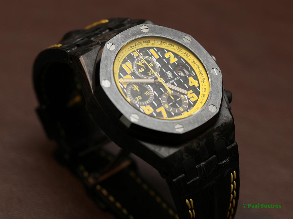 Liste des montres à lunette céramique Bb1