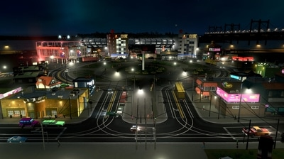 Cities Skylines Mass Transit Modpack V4 Parknight