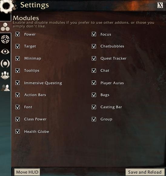 World Of Warcraft 7.0.3 addon pack 1 Ui_orig