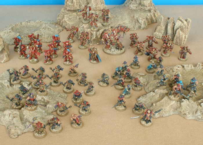 [W40K] Le Carnage Pourpre Chaos_CrimsonSlaughter1000pts_3