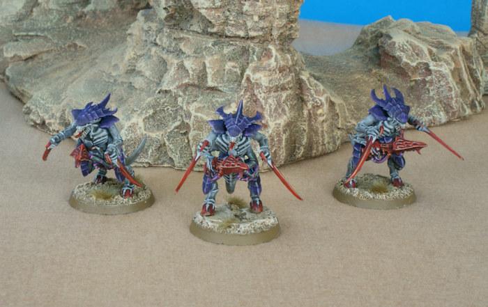 Flotte Ruche Dagon Tyranids_Warriors1_4