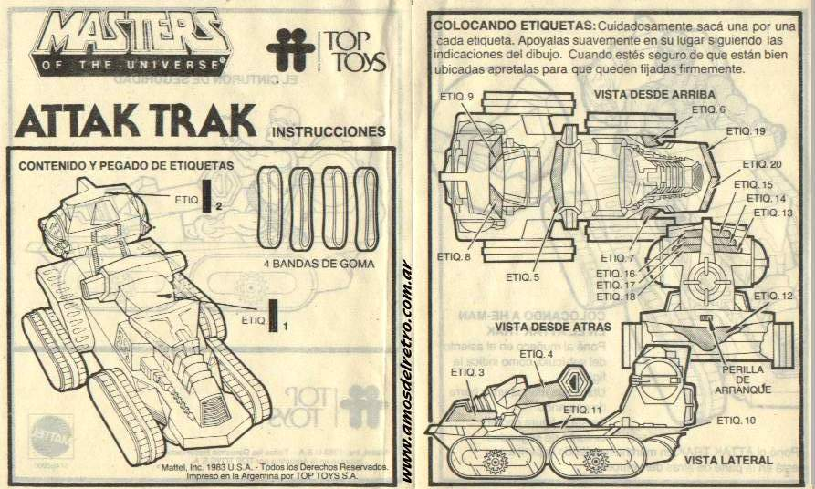 Notices Espagnoles Manual_Attak_Trak_01