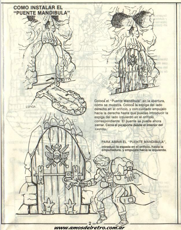 Notices Espagnoles Manual_Castillo_Grayskull_02