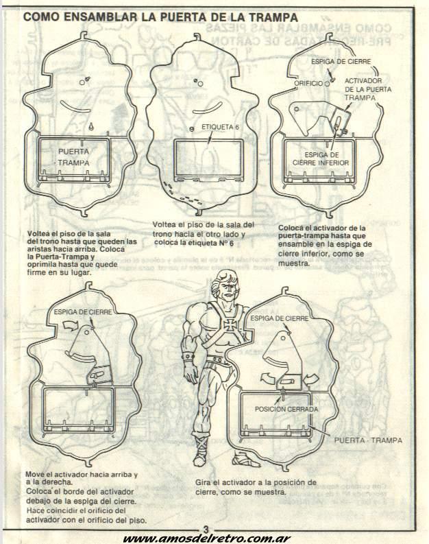 Notices Espagnoles Manual_Castillo_Grayskull_03